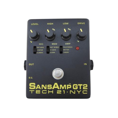 Tech21 Sansamp GT2
