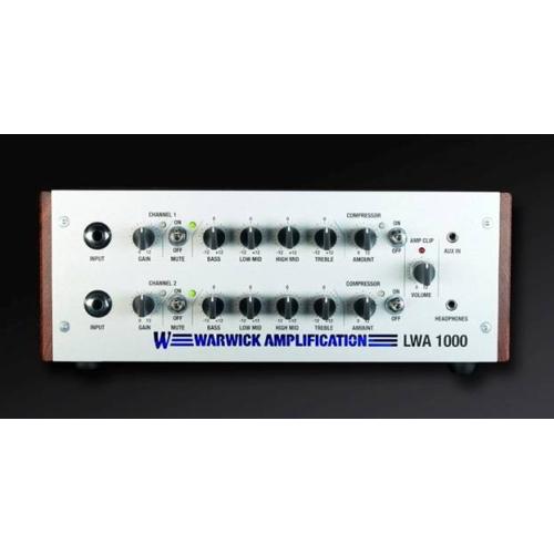 Warwick LWA 1000 Silver