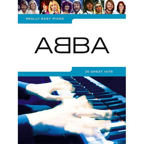 MS Really Easy Piano: Abba