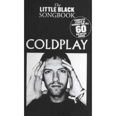MS The Little Black Songbook: Coldplay
