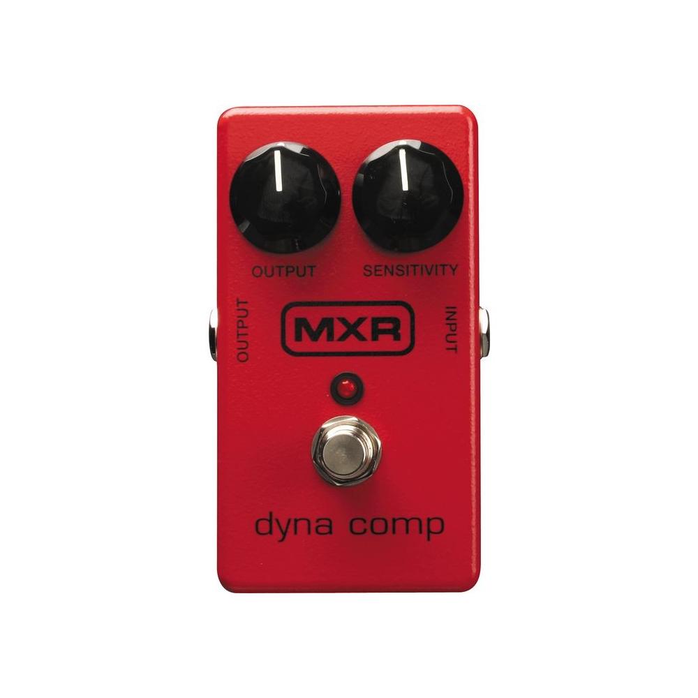 DUNLOP MXR M102 Dyna Comp - Kytarové efekty a multiefekty - Kytarový efekt DUNLOP MXR M102 Dyna Comp - 1
