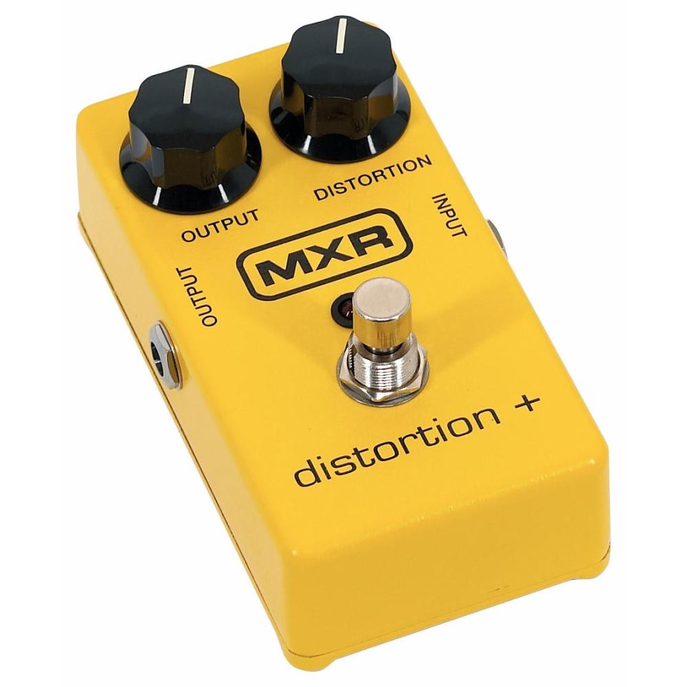 DUNLOP MXR M104 Distortion+ - Kytarové efekty a multiefekty - Kytarový efekt DUNLOP MXR M104 Distortion+ - 1