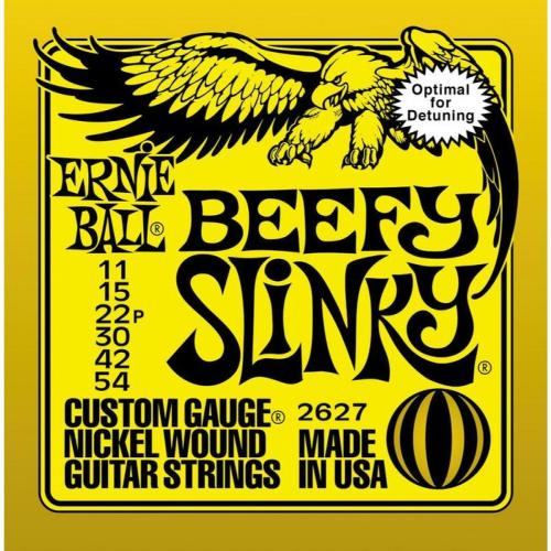 ERNIE BALL 2627 - Struny - Struny pro elektrickou kytaru ERNIE BALL 2627 - 1