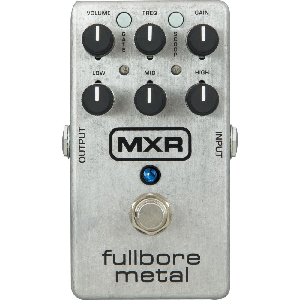 DUNLOP MXR M116 Fullbore Metal - Kytarové efekty a multiefekty - Kytarový efekt DUNLOP MXR M116 Fullbore Metal - 1