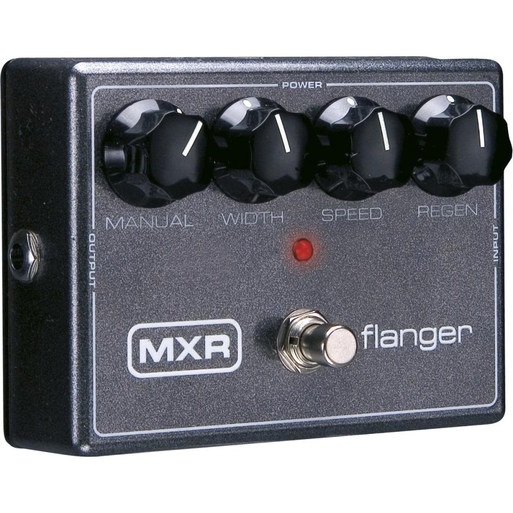 DUNLOP MXR M117 R Flanger - Kytarové efekty a multiefekty - Kytarový efekt DUNLOP MXR M117 R Flanger - 1