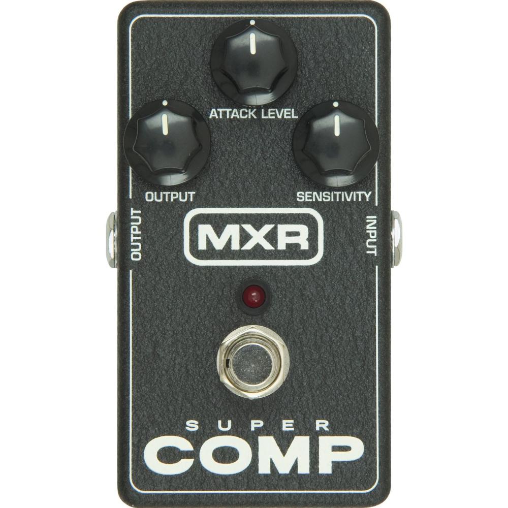 DUNLOP MXR M132 Super Comp - Kytarové efekty a multiefekty - Kytarový efekt DUNLOP MXR M132 Super Comp - 1