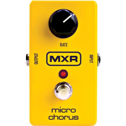 DUNLOP MXR M148 Micro Chorus - Kytarové efekty a multiefekty - Kytarový efekt DUNLOP MXR M148 Micro Chorus - 1