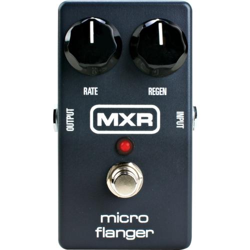 DUNLOP MXR M152 Micro Flanger - Kytarové efekty a multiefekty - Kytarový efekt DUNLOP MXR M152 Micro Flanger - 1