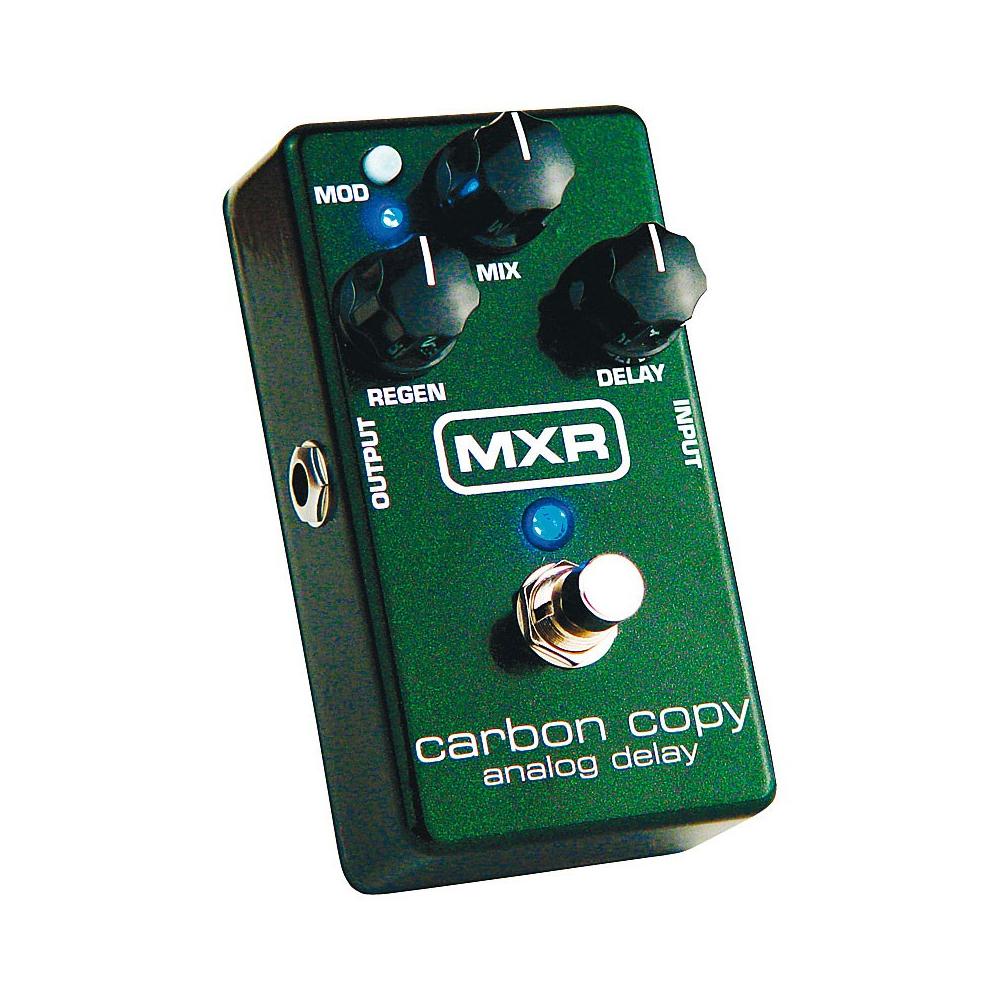 DUNLOP MXR M169 Carbon Copy Analog Delay - Kytarové efekty a multiefekty - Kytarový efekt DUNLOP MXR M169 Carbon Copy Analog Del
