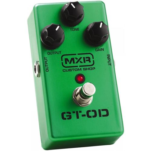 DUNLOP MXR M193 GT-OD - Kytarové efekty a multiefekty - Kytarový efekt DUNLOP MXR M193 GT-OD - 1