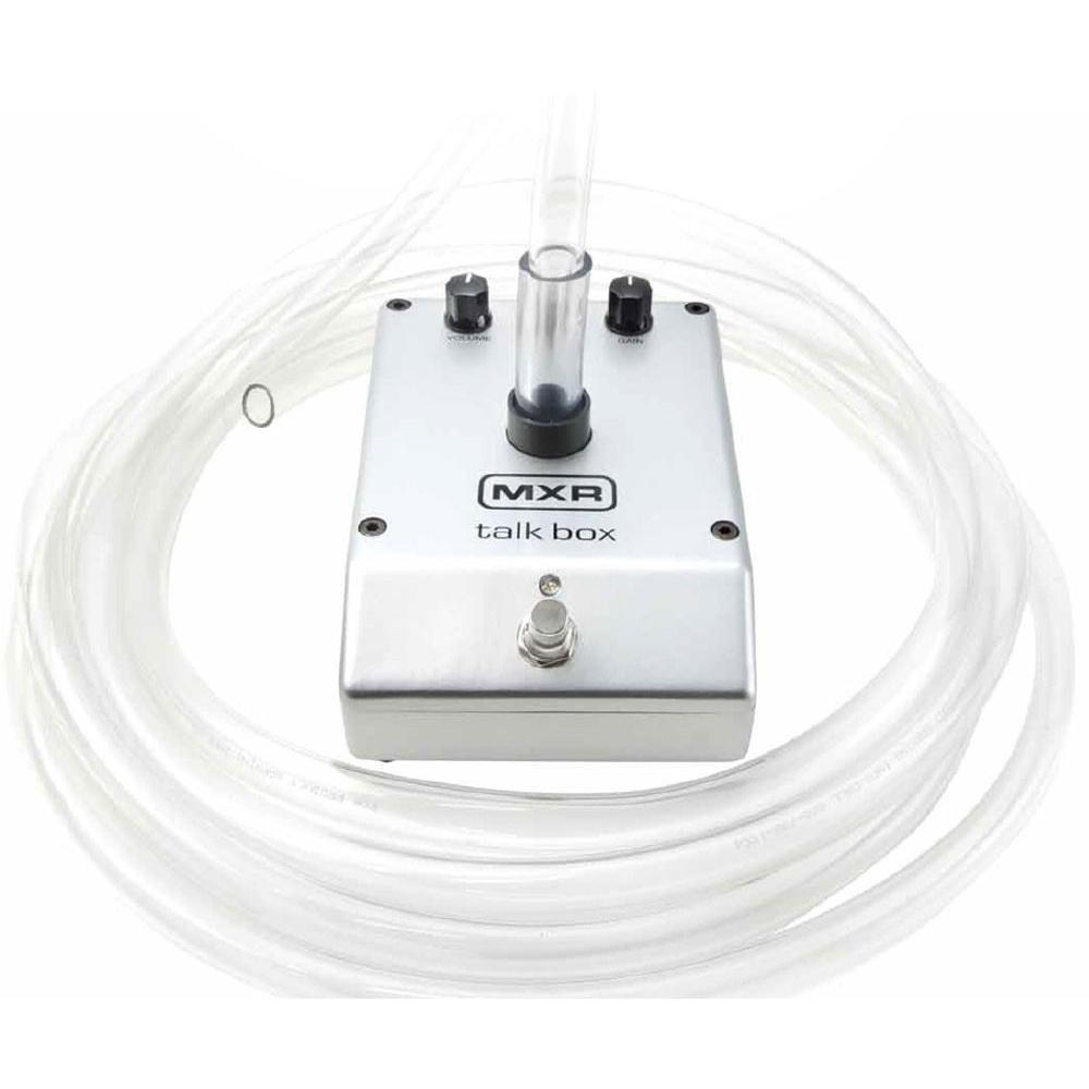 DUNLOP MXR M222 Talk Box - Kytarové efekty a multiefekty - Kytarový efekt DUNLOP MXR M222 Talk Box - 1