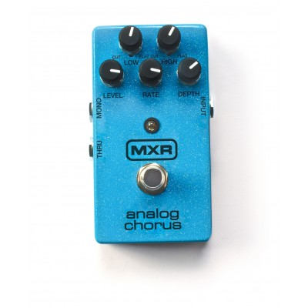DUNLOP MXR M234 Analog Chorus - Kytarové efekty a multiefekty - Kytarový efekt DUNLOP MXR M234 Analog Chorus - 1
