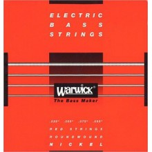 Warwick 42200 M Red Strings
